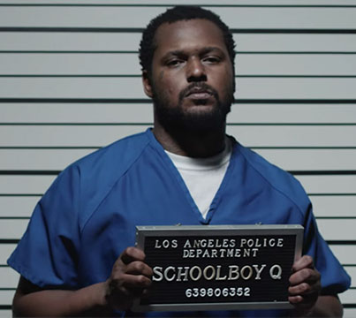 Blank Face by ScHoolboy Q (Official Album Trailer)