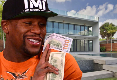 Floyd Mayweather Jr. Buys $7.7 Million Miami House With Cash