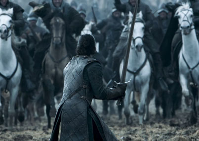 How 'Game of Thrones' Created The Battle Of Winterfell