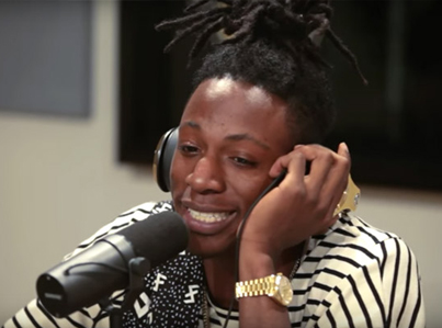 Joey Bada$$ Spits A Freestyle On Hot 97 🔥