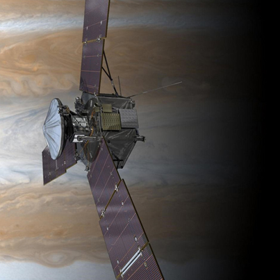 Human Beings Put A Satellite In Jupiter's Orbit 👏