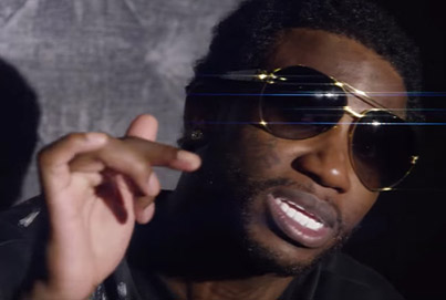 No Sleep (Intro) by Gucci Mane (Official Music Video)