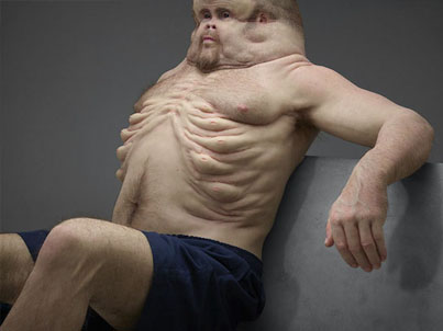 Meet Graham: The Only Body That Can Survive A Car Crash