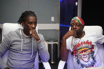 Elton by Young Thug Ft. Wyclef Jean (Audio)