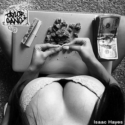 Isaac Hayes by Taylor Gang (Official Audio)