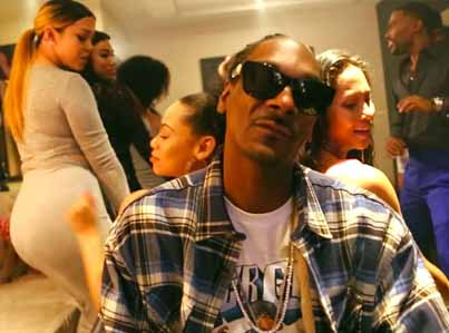 Kill 'Em Wit The Shoulders by Snoop Dogg Ft. Lil Duval (Official Music Video)