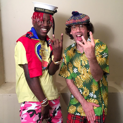 Lil Yachty Interview With Nardwuar