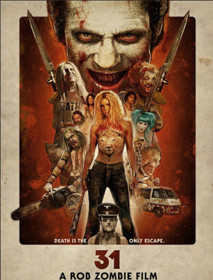 Rob Zombie's 31 (Official Movie Trailer #2)