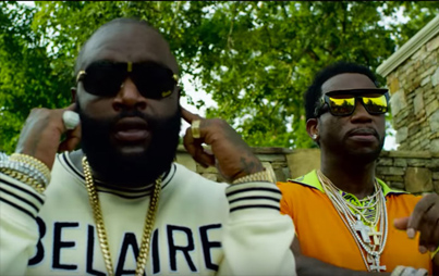 Money Machine by Gucci Mane Ft. Rick Ross (Official Music Video)