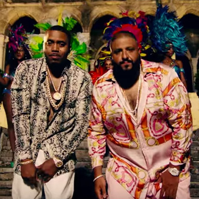 Nas Album Done by DJ Khaled Ft. Nas (Official Music Video)