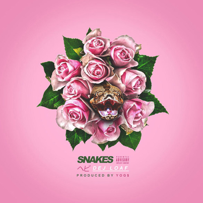 Snakes by DeJ Loaf (Official Audio)