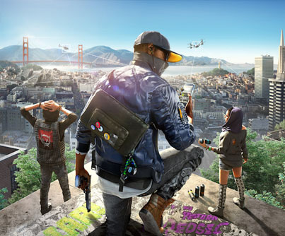 Watch Dogs 2 (Official Video Game Trailer)