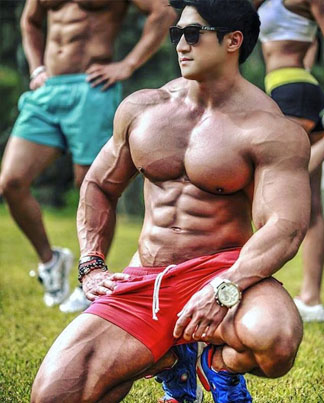 Who Says Bodybuilders Can't Dance?