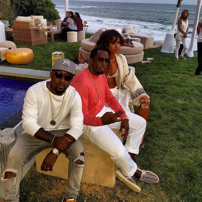 Diddy Throws Lavish Bday Party For His Boo Cassie 👀💰💰