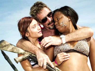 Gringo: The Dangerous Life Of John McAfee (Documentary Trailer)