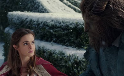 Beauty And The Beast (Official Movie Trailer)