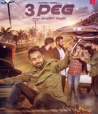 3 Peg by Sharry Mann (Official Music Video)