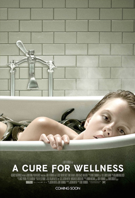 A Cure For Wellness (Official Movie Trailer)