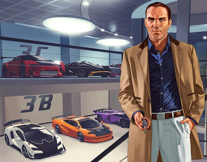 GTA ONLINE: THE FAST AND FURIOUS UPDATE?