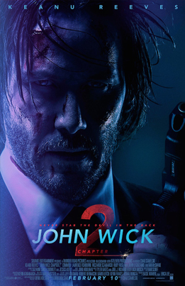 John Wick: Chapter 2 (Official Movie Trailer)
