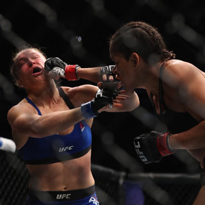 UFC 207: Ronda Rousey Gone In 48 Seconds 💀💀💀