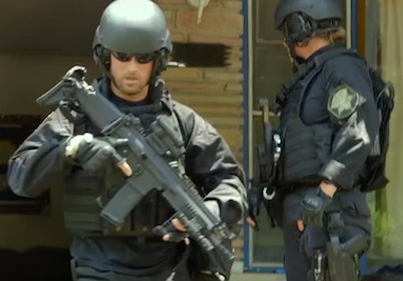 SWAT Team Raids A 'Stash House' All Over A Tiny Amount Of Weed 🤔