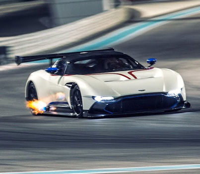 The Aston Martin Vulcan Makes The Speed Of Light Seem Slow AF ⚡️⚡️⚡️