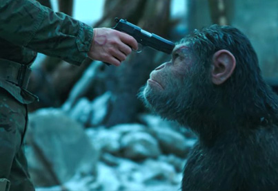 War For The Planet Of The Apes (Official Movie Trailer)
