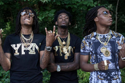 Bad And Boujee by Migos Ft. Lil Uzi Vert (Official Music Video)