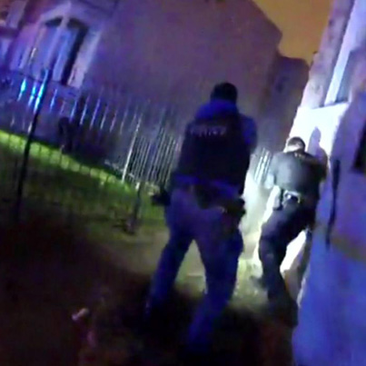 Chicago Cops Get Into A Wild Shootout With Murder Suspect