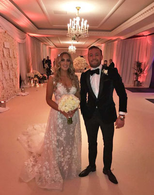 Conor McGregor Danced His Face Off At Sisters Wedding 💯