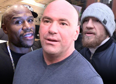 Dana White: We Will Pay Conor And Floyd $25M Each To Fight