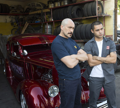 Lowriders (Starring Theo Rossi) (Official Movie Trailer)