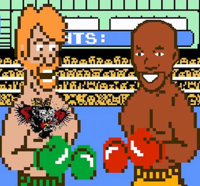 McGregor Fights Mayweather In 'Mike Tyson's Punch-Out' 💀