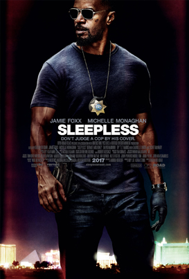 Sleepless (Starring Jamie Foxx) (Official Red Band Trailer)