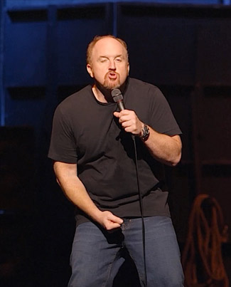 Take A Master-Class In Stand Up With Louis CK 😂😂😂