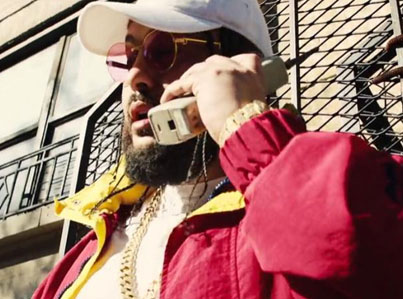 Trap Phone by Belly Ft. Jadakiss (Official Music Video)
