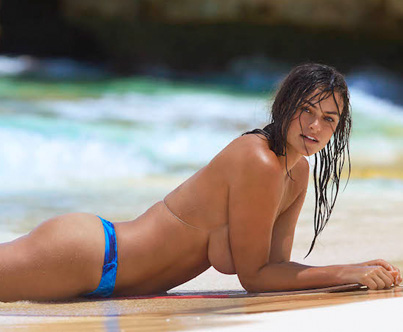 Myla Dalbesio For Sports Illustrated 💕😘✨