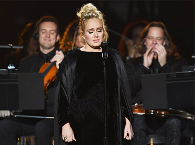 Adele Stops Her George Michael Performance 🔥🙏💯