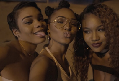 Bad Gal Like RiRi by Nemesis Ft. RIZZLA x Chilla (Official Music Video)