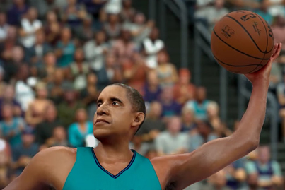 Barack Obama Comes To NBA 2K17 🙏🙏🙏
