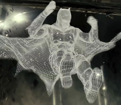 BATMAN V SUPERMAN: DAWN OF JUSTICE VFX