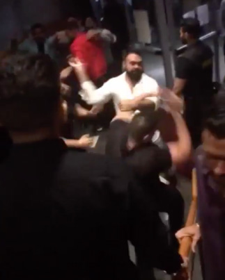Meanwhile In Surrey: Bouncer Catches A Thapar From Hell At An Elly Mangat Concert 😂😭