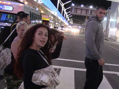 'Cash Me Ousside' Girl Rolling Deep With Bodyguards Now