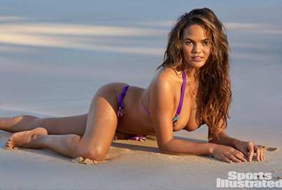 Chrissy Teigen Shows Off Her Post-Baby Body 😊😍🌟❤
