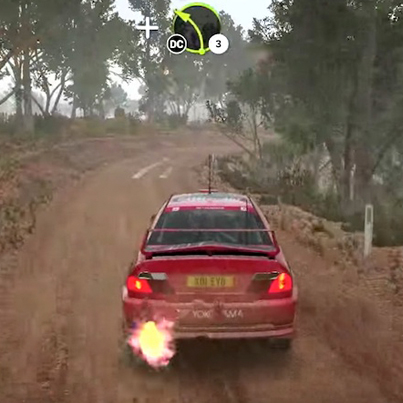 DiRT 4 (Mitsubishi Lancer Evolution VI Gameplay)