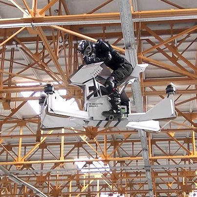 Russian Company Unveils First Commercial Hover Bike 'The Scorpion 3' 🙏🙏🙏
