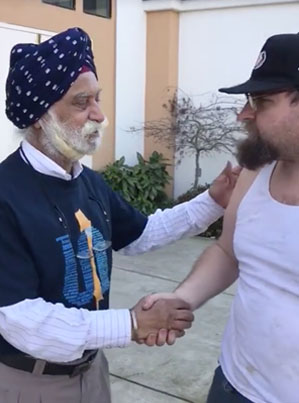 Real Kings Give: Sikh Temples Open Their Doors To Oroville Dam Evacuees 🙏🙏🙏