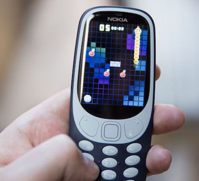 The Legendary Nokia 3310 Is Back 🐍🐍🐍