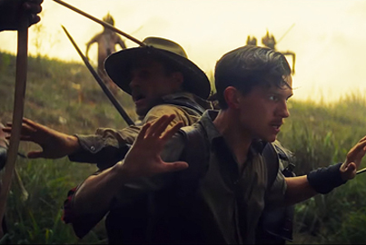 The Lost City Of Z (Official Movie Trailer)